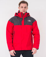 North Face Lightweight Jacket - TNF Sequestrate Red