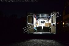 FORD Transit Mk7 06-12 Super Bright Van Back Interior Load LED Light Kit