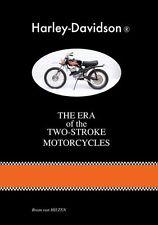 Harley Davidson Two-Stroke Motorcycles Book Birthday Gift