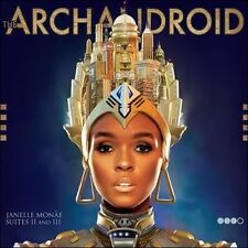 Janelle Monae Archandroid vinyl LP NEW sealed