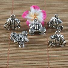 10pcs Tibetan silver pumkin car design pendant h0207