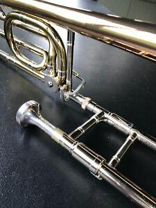 Conn 88H F Attachment Trombone, Beautiful Horn