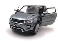 Range Rover Model Car With Desired License Plate Evoque SUV Gray Scale 1:3 4-39