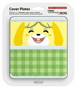 Cover Plates Kisekae plate No.013 (Animal Crossing) Nintendo 3DS Game Case