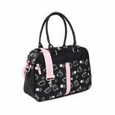 Pusheen Celebrity Shoulder Bag Handbag - Black Cat Carry On Travel