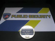 Barry Donadio | President of Public Security LLC | Company Coin
