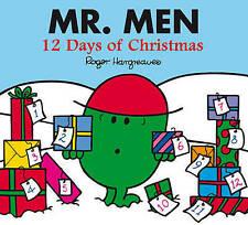 Mr. Men 12 Days of Christmas by Roger Hargreaves (Paperback, 2009)