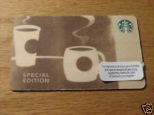 Starbucks 2013  Woody Card