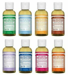 DR. BRONNER'S~~U PICK SCENT ~ALL-ONE MAGIC SOAPS  60ML