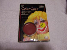 Mehron Professional Clown Make Up Color Cups