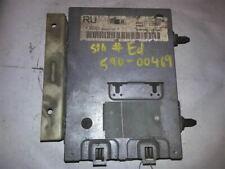 Engine ECM Electronic Control Module 6-231 3.8L Fits 82-83 BONNEVILLE 31581