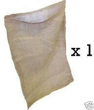 (1) 18x30 Burlap Bags Sacks, Potato Sack Race Bags Sandbags Home Depot Wholesale