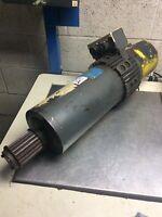 Gettys / Gould Permanent Magnet Servo Motor, M237-H50A-300Y-AF, Used, Warranty