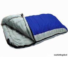 Single Sleeping Bag Warm Nights Thick Layer Hicking Camping Outdoor Relax Sleep