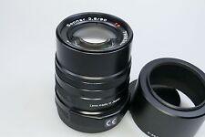 Zeiss Sonnar 90 mm f 2,8 für Contax G1 / G2 in schwarz