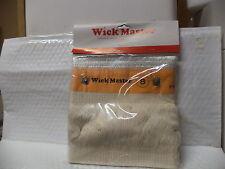 Wick Master #8 (With Pins)  Kerosene Heater Wick.... New