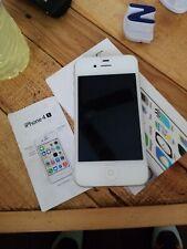 Apple iPhone 4s 8GB White Virgin Mobile A1387 CDMA GSM