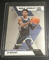 2019-2020 JA MORANT MOSAIC RC Rookie Card #274 🔥 ROY 🔥 Grizzles 💎 Sharp!