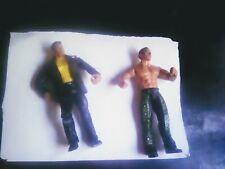 WWE.2 Figuras Articuladas.18 Cm.