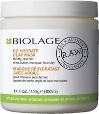 Matrix Biolage RAW Nourish Re-Hydrate Mask FOR Dry,Dull Hair