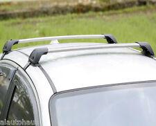 Aero Roof Rack Cross Bar for Toyota Camry Aurion 07-15 Alloy Lockable Flush