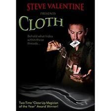 Cloth by Steve Valentine - Magic Tricks