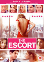 The Escort DVD (2016) Michael Doneger, Slocombe (DIR) cert 15 ***NEW***