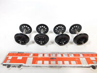 CA695-0,5# 4x LGB/Lehmann ? Spur G/IIm Radsatz mit Speichenräder, NEUW