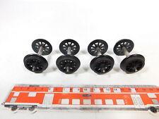 CA695-0, 5 #4x LGB / Lehmann? G Scale / Iim Wheel Set with Spoke Wheels, Mint
