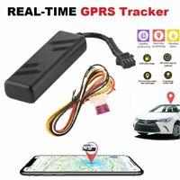 Min GPS GSM Auto Motorrad Tracker Fahrzeugortungsgerät Echtzeit GPS Locator