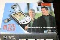PALM M125 PDA 2001 HANDHELD - In Box