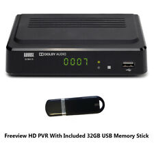 More details for freeview hd set top box recorder with included 32gb usb -digital receiver dvb415