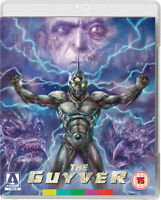 THE GUYVER [Blu-ray] (1991) Arrow Video Special Edition Director Cut Mark Hamill