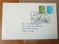GB 1976 Cover Pilkington 150th Anniversary St Helens SHS rare