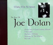 Joe Dolan / Make Me An Island - The Best Of Joe Dolan - MINT
