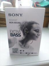 Sony MDR-XB50BS Wireless Bluetooth In Ear Headphones - Black