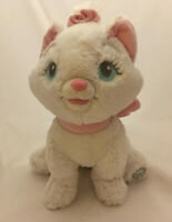 "Disney Store Exclusive Aristocats Marie White Cat Plush - Stuffed Animal 12"""