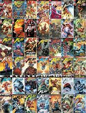 THE FLASH (2016) - Select from issues #47 to #88 - DC - FLASH WAR - YEAR ONE