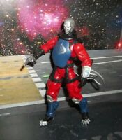 G I GI JOE 25TH ANNIVERSARY RESOLUTE DESTRO FROM SHOCKWAVE COMIC 2-PACK FIGURE