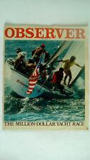 The Observer Magazine 11th September 1977