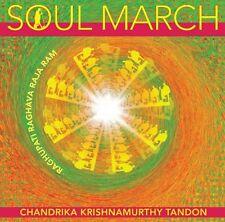 Soul March by Chandrika Krishnamurthy Tandon (CD, 2013) BRAND NEW SEALED