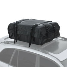 """43 x 34 x 13"""" Rooftop Cargo Carrier for Travel Luggage Storage Easy Install"""