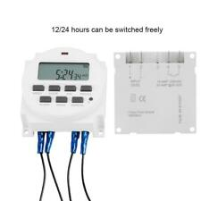 12V Plastic Digital Electric Durable Programmable Smart Control Switch Timer