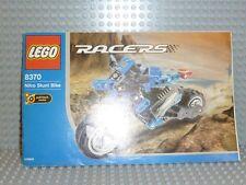 LEGO ® technic de recette 8370 nitro stunt Bike instruction BA ungelocht