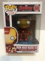 Avengers Age of Ultron Funko POP! Iron Man Mark 43 Vinyl Figure #66