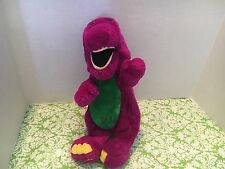 Vintage Barney The Dinosaur Stuffed Plush Dakin