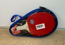 Palio 1 Star Table Tennis Bat- New & Unused In Case- Beginners Bat