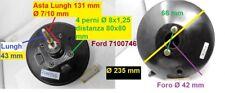 Booster de Freno Ford Escort 1.4&1.6 & 1.8 Tipo S / ABS Sin Sistema Antiblo