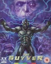 The Guyver (1991) Blu-Ray Brand New Free Ship (Usa Compatible)