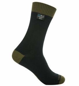 DexShell Unisex ThermLite Waterproof Crew Length Socks - Medium